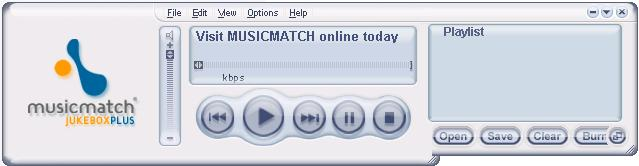 MUSICMATCH Jukebox 8.10.063